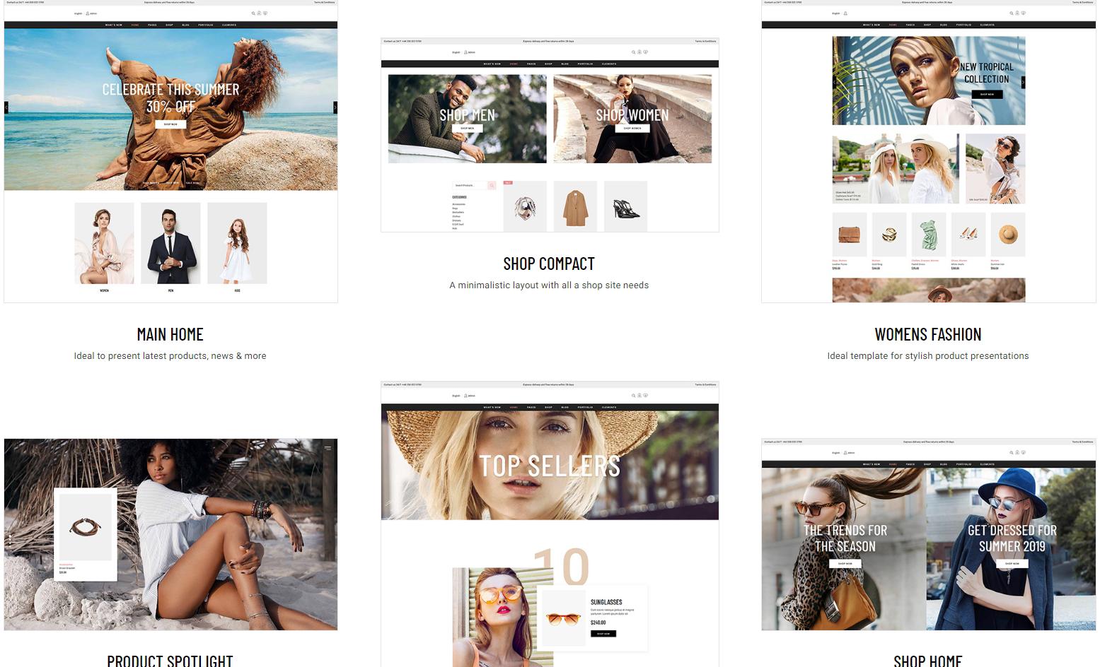 Website / Webshop